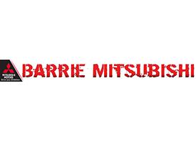 Barrie Mitsubishi logo