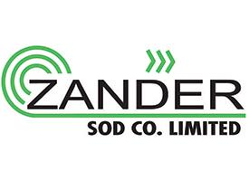 Zander Sod Farm logo
