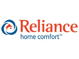 Reliance home comfort logo