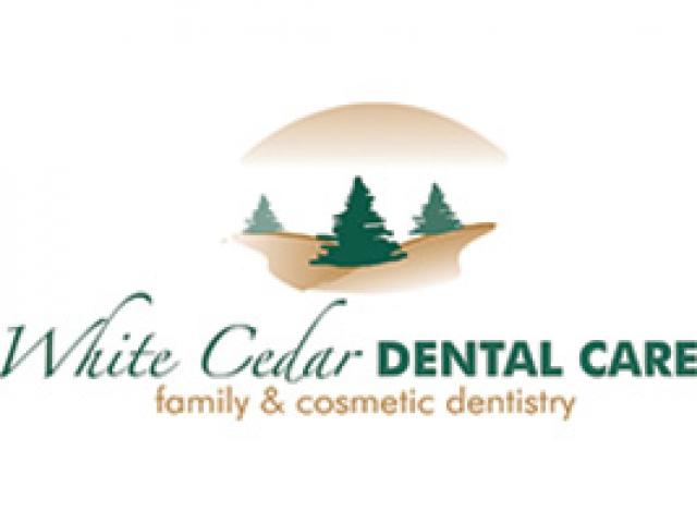White Cedar Dental logo